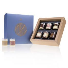 Chocolissimo - Luxusní pralinková sada Midi Square - Cupcakes & Choc & Roll 75 g