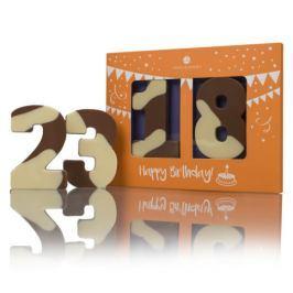 Chocolissimo - Čokoládové čísla na dort 60 g