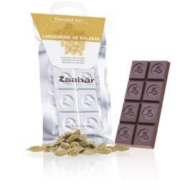 Chocolissimo - Čokoláda Zaabär - kardamon 35 g