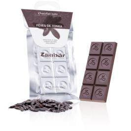 Chocolissimo - Čokoláda Zaabär - tonkové boby 35 g