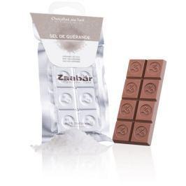 Chocolissimo - Čokoláda Zaabär - mořská sůl 35 g