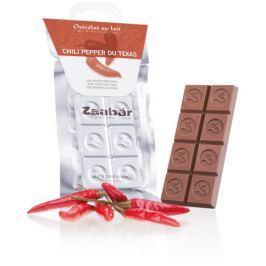 Chocolissimo - Čokoláda Zaabär - chilli 35 g