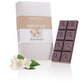 Chocolissimo - Čokoada Zaabär Duo - jasmín 70 g