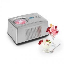 Klarstein Yo & Yummy, výrobník zmrzliny a jogurtovač, 2 v 1, 150 W, 1,5 l, nerezová ocel