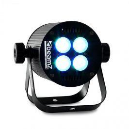 Beamz LED PAR světelný efekt, 4 x 8 W RGB LED, DMX