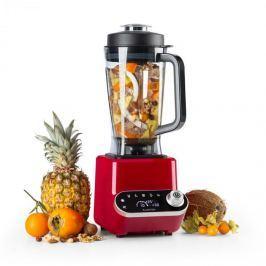 Klarstein Olympus R, stolní mixér, 1400 W, 1,8 PS, polévkový mixér s ohřevem, červený