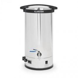 Klarstein Füllhorn, domácí pivovar, varný kotel, 30 litrů, LED displej, časovač, nerezová ocel 304