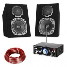 Electronic-Star Hi-Fi Stereo Sound Set USB SD MP3 - 30 W