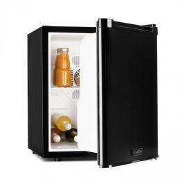 Klarstein Cooltour, chladnička, na nápoje a potraviny, 48 l, 70 W, 5–12 °C, 35 dB, černá