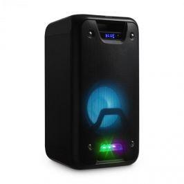 Auna PSS60 přenosný reproduktor, bluetooth, MP3, mikrofon, rádio, LED, USB