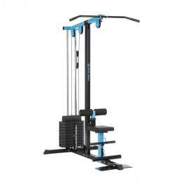 CAPITAL SPORTS LZ 550 kladkostroj, 2 kladky, hmotnost závaží 45 kg, ocel, modrá barva