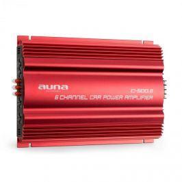 Auna C500.6 6kanálový zesilovač koncový stupeň 6x 65W RMS
