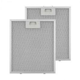 Klarstein tukový filtr, náhradní filtr, hliník, 27,1x31,8 cm, 2 kusy, příslušenství