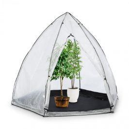 Waldbeck Greenshelter L, skleník, na přezimování rostlin, 340x280 cm, ocelové tyče Ø 25 mm, PVC