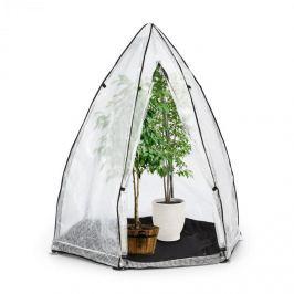 Waldbeck Greenshelter S, skleník, na přezimování rostlin, 130x150 cm, ocelové tyče Ø 25 mm, PVC