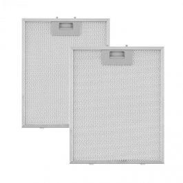 Klarstein hliníkový filtr mastnot 23,8x31,8 cm, vyměnitelný filtr, náhradní filtr, příslušenství