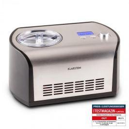Klarstein Snowberry & Choc, 1,2 l, zařízení na výrobu zmrzliny, funkce udržení chladu, nerezová ocel