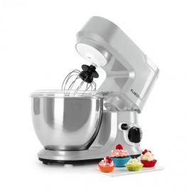 Klarstein TK2-Carina Argentea, kuchyňský robot, 800 W, 4 litry, stříbrný