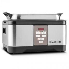 Klarstein Tastemaker Sous-vide Garer, 550 W, 6 l, elektrický hrnec, stříborný