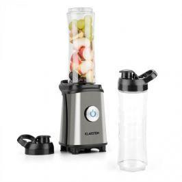 Klarstein Tuttifrutti, kovový, mini mixér, 350 W, 600 ml, křížové čepele, bez BPA