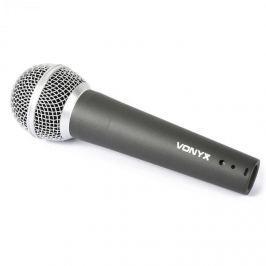 Skytec Dynamický mikrofon s 5-metrovým XLR kabelem