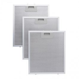 Klarstein Hliníkový filtr mastnot 26,5 x 31cm náhradní vyměnitelný filtr