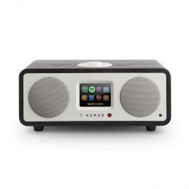 Numana One, 20W, černé 2.1 internetové rádio s DAB/DAB+, bluetooth, připojení k Spotify