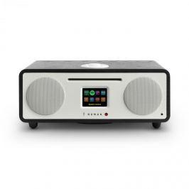 Numana Two, dub, 2.1 internetové rádio, CD, 30 W, USB, bluetooth, Spotify Connect, DAB +, černý dub