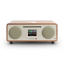 Numana Two, ořech, 2.1 internetové rádio, CD, 30 W, USB, bluetooth, Spotify Connect, DAB +