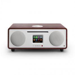 Numana Two, wenge, 2.1 internetové rádio, CD, 30 W, bluetooth, Spotify Connect