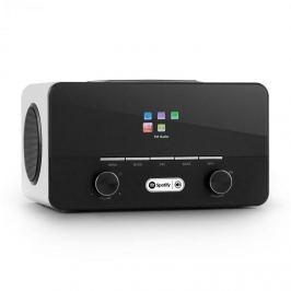 Auna Connect 150 WH 2.1 Internetradio Mediaplayer Wi-Fi LAN USB DAB + FM RDS AUX