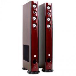 Pár 5-pásmových Hifi stereo reproduktorů Koda D92F 120 W RMS