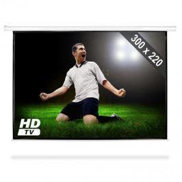 """FrontStage PSBC-150"""", rol. promítací plátno 300 x 220 cm, 4:3, HDTV,"""