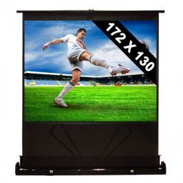 """FrontStage QSFC-86"""", samonosné 218 cm projekční plátno, 172x130 cm, 4:3"""