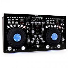 Ibiza Full-Station, DJ set - CD USB SD MP3 mixer