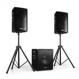 Ibiza Cube 1512, 2.1 aktivní set 800W