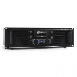 Skytec AMP-1500 MKII, PA zesilovač 2400W