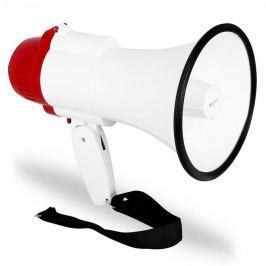 Kompaktní megafon Auna, 30 W, 500 m