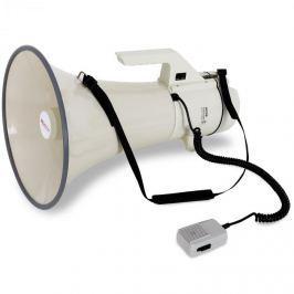 Profesionální megafon Auna, 160 W, odnímatelný mikrofon