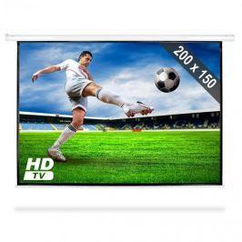 """FrontStage PS-PSEC-100"""", promítací plátno 200 x 150 cm, HDTV, 4:3"""