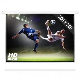 FrontStage PSAB-112, motorické promítací plátno, HDTV, 200 x 200 cm, 1:1