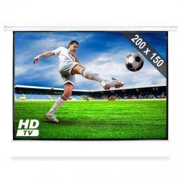 FrontStage PSAC-100, rolovatelné plátno pro domácí kino, HDTV, 200x150cm 4:3