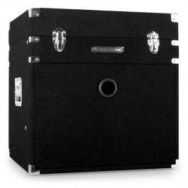 """Omnitronic Kombinovaná skříň, filcový potah, rack kufr, 48 cm (19 """")"""