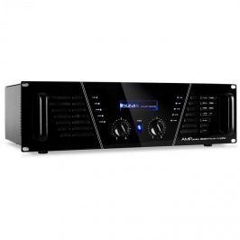 Ibiza AMP - 800 DJ PA dvouúrovňový zesilovač 1200W MOSFET