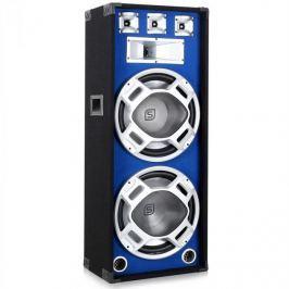 Skytec PA 215 PA reproduktor, 2 x 38 cm, s LED, 1000W