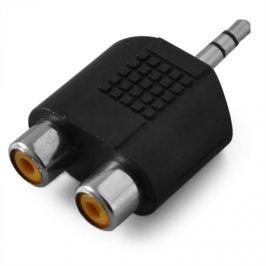 Auna CJ-804, Stereo cinch konektor pro 3,5 mm jack adaptér