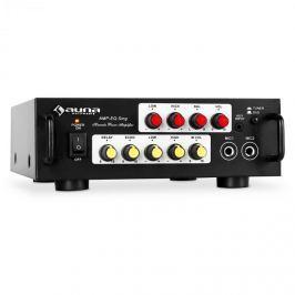 Auna AV1-AMP-EQ-Sing, Karaoke HiFi zesilovač, 400 W