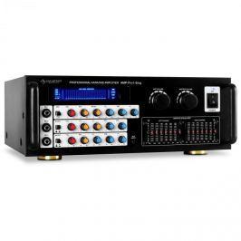 Auna AV1-AMP-Pro1, mikrofonový zesilovač, PA koncový zesilovač