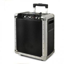 Mobilní DJ-PA-zařízení vozík Skytec USB-SD-MP3 Aku