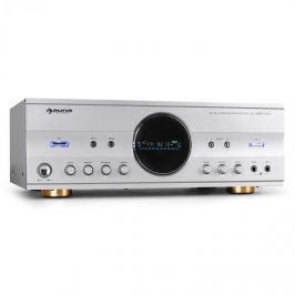 Auna AMP-218-S-V2, 5.1- Hi-Fi receiver, 600 W